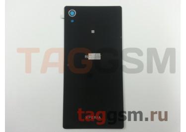 Задняя крышка для Sony Xperia M4 Aqua (E2303 / E2312 / E2333) (черный)