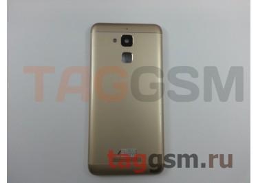 Задняя крышка для Asus Zenfone 3 Max (ZC520TL) (золото), ориг