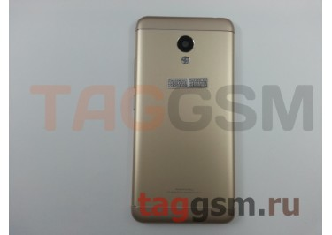 Задняя крышка для Meizu M3s / M3s mini (золото), ориг