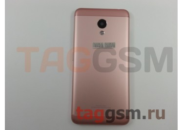 Задняя крышка для Meizu M3s / M3s mini (розовый), ориг