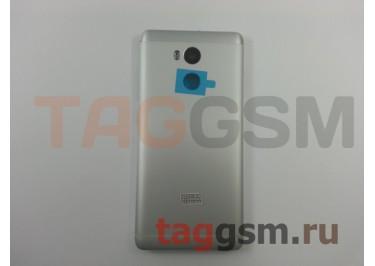 Задняя крышка для Xiaomi Redmi 4 (серебро), ориг