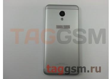Задняя крышка для Meizu M3s / M3s mini (серебро), ориг