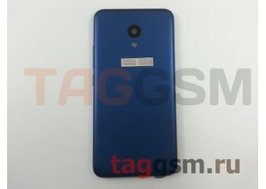Задняя крышка для Meizu M5 (синий), ориг