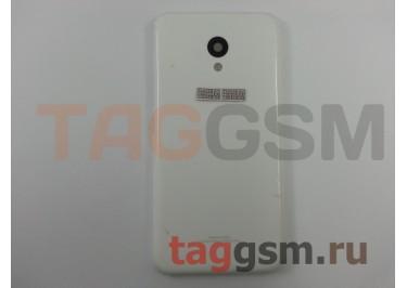 Задняя крышка для Meizu M5 (белый), ориг