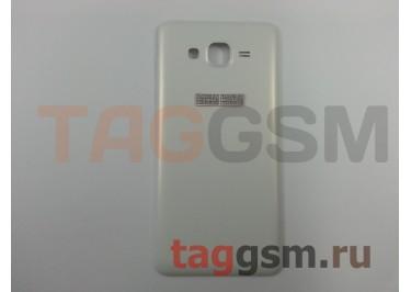 Задняя крышка для Samsung SM-G530H Galaxy Grand Prime (белый)