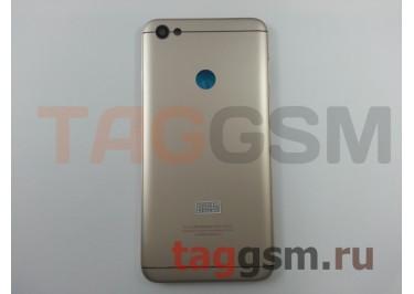 Задняя крышка для Xiaomi Redmi Note 5A Prime (золото)