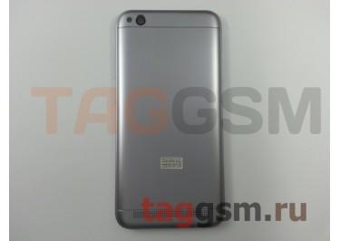 Задняя крышка для Xiaomi Redmi 5A (серебро)