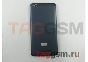 Задняя крышка для Xiaomi Redmi 4A (серый)