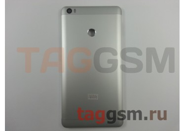 Задняя крышка для Xiaomi Mi Max (серебро), ориг