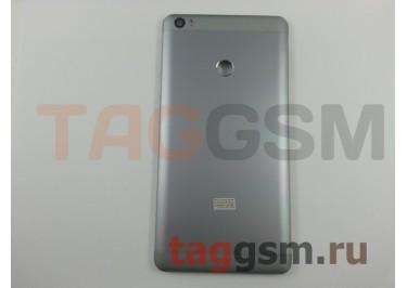 Задняя крышка для Xiaomi Mi Max (серый), ориг