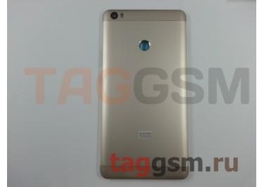 Задняя крышка для Xiaomi Mi Max (золото), ориг