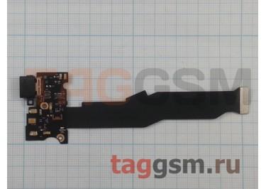 Шлейф для Xiaomi Mi5s + разъем зарядки + микрофон