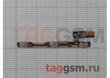"Шлейф для Alcatel OT-5042D  Pop 2 (4,5"")+ кнопка включения + кнопки громкости"