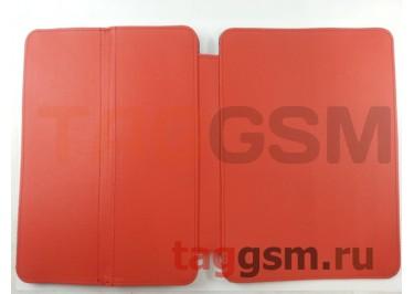 Сумка футляр-книга универсальная 10 дюймов (под кожу, с регулируемым креплением, красная) Мобитек