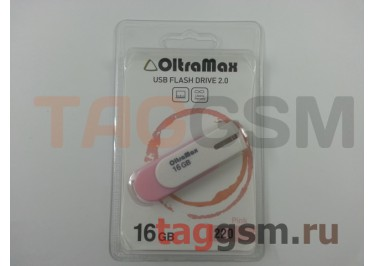 Флеш-накопитель 16Gb OltraMax 220 Pink